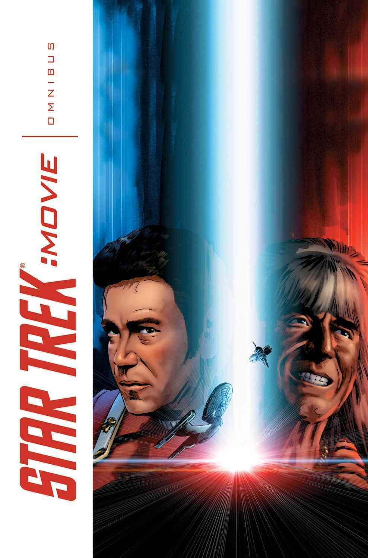 Star Trek Movie Omnibus By Wolfman, Marv/ Barr, Mike W./ David, Peter